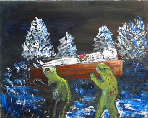 Wigert-Begravningen-73x92-cm